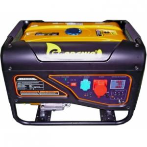 Генератор бензинов Gardenia LT6500S3 - трифазен