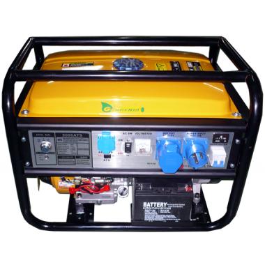 Генератор Gardenia LT8000EB-ATS - 6.0kW - автоматичен старт