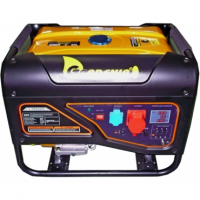 Генератор бензинов Gardenia LT8000S3 - 6.0kW - трифазен
