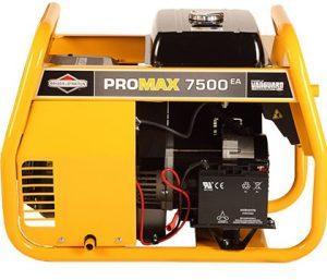 Генератор бензинов ProMax 7500EA - 7.5KVA - 6.0kW