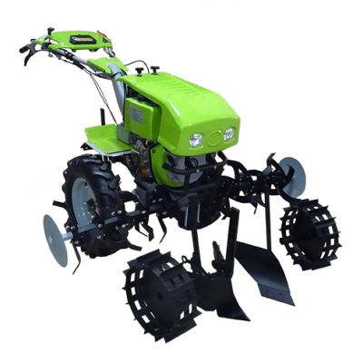Мотоблок Gardenia – 1100 D-17 – Diesel – ел. стартер
