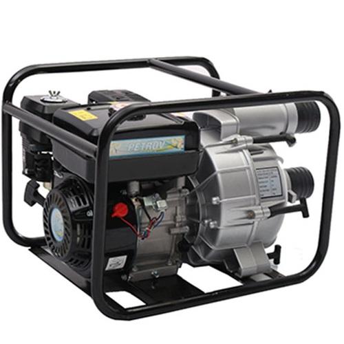 Бензинова помпа за мръсна вода 3″ – PETROV